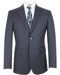 Alexandre Of England - Pin Dot Notch Collar Classic Fit Suit Jacket - Lyst