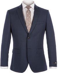 Alexandre Of England - Smithfield Blue Micro Suit - Lyst