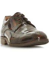 Howick - Pelican Punched Apron Gibson Shoes - Lyst