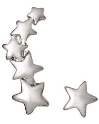 Pilgrim | Silver Plated Earrings | Lyst