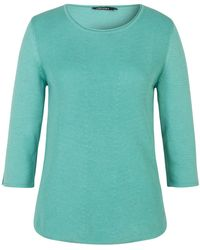 Olsen - Pullover With Side Slits - Lyst