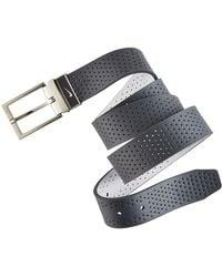 Nike - Perforated Reversible Belt - Lyst