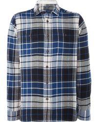 Howick - Men's Pine Check Long Sleeve Shirt - Lyst