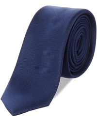 Kenneth Cole - Wyndham Solid Silk Tie - Lyst