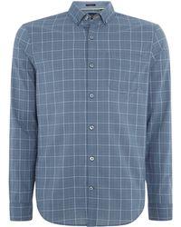 Original Penguin | Men's Check Shirt | Lyst