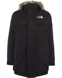 The North Face - Murdo Parka Coat - Lyst