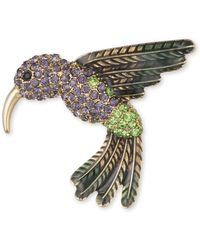 Anne Klein - Box Set Pin Hummingbird - Lyst