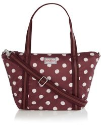 Cath Kidston - Smudge Spot Small Travel Tote Bag - Lyst