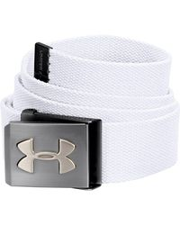 Under Armour - Webbing Belt - Lyst