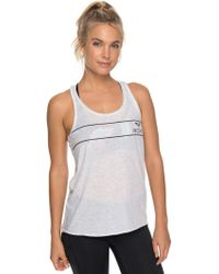 Roxy - Play And Win C Vest Top - Lyst