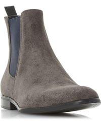 Dune - Malcom Smart Chelsea Boots - Lyst