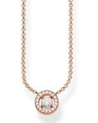 Thomas Sabo - Light Of Luna Necklace - Lyst