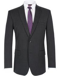 Pierre Cardin - Twill Single Breasted Suit Jacket - Lyst