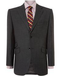 Howick - Crawford Birdseye Suit Jacket - Lyst