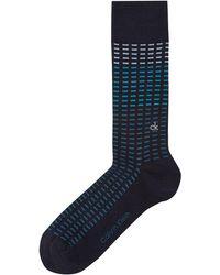 Calvin Klein - Men's All Over Tiles Sock - Lyst