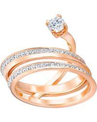 Swarovski - Fresh Ring - Lyst