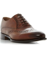 Kenneth Cole - Coat Armour Wingtip Oxford Brogue - Lyst