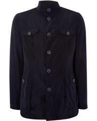 Richard James | Casual Button Field Jacket | Lyst