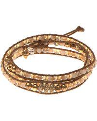 Lonna & Lilly - Beaded Wrap Bracelet - Lyst