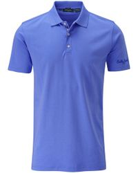 Bobby Jones - Solid Supreme Cotton Polo - Lyst