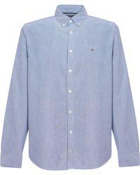 Tommy Hilfiger - Ivy Check Oxford Shirt - Lyst
