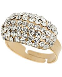 Mikey - S Oblong Ring - Lyst