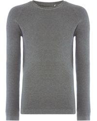 Minimum - Men's Long Sleeved Knitted Pullover - Lyst