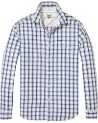 Tommy Hilfiger - Men's Tommy Jeans Essential Check Shirt - Lyst