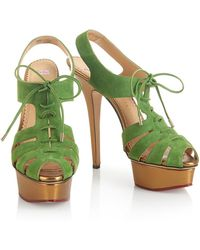House of Holland - Ss11 X Charlotte Olympia - Lyst