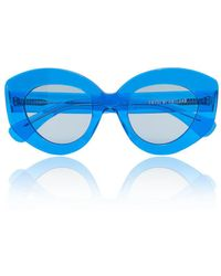 House of Holland - Looper Blue - Lyst