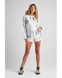 Hudson Jeans - Bandit Trucker Jacket - Lyst