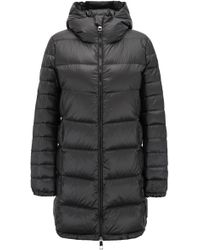 BOSS - Hooded Down-filled Coat With Water-repellent Outer - Lyst