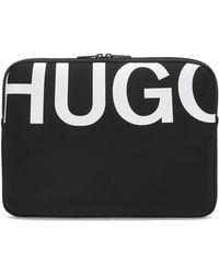 HUGO - Laptop Case In Lightweight Neoprene - Lyst