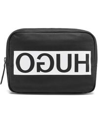 HUGO - Nylon Toiletry Bag | Tribute Washbag - Lyst