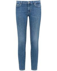 HUGO | Stretch Cotton Jean, Skinny Fit | Gilljana | Lyst