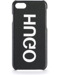HUGO - Reverse-logo Iphone 7 Case - Lyst