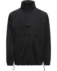 HUGO | Relaxed-fit Windbreaker Jacket In Water-repellent Technical Fabric | Lyst