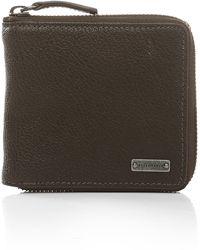 BOSS Orange - Leather Wallet With Zip: 'volcano_z Around' - Lyst