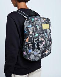 HUNTER - Original Printed Puffer Backpack - Lyst