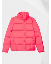 HUNTER - Original Puffer Jacket - Lyst