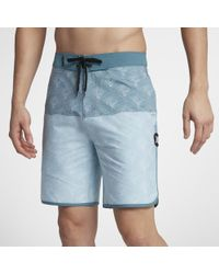 "Hurley - Beachside Pescado 18"" Board Shorts - Lyst"
