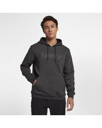 Hurley - Surf Check Pullover Hoodie - Lyst