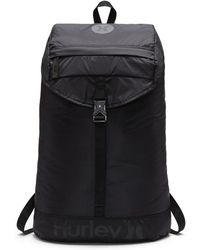 Hurley - Renegade Packable Backpack (black) - Clearance Sale - Lyst