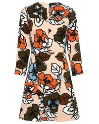 Paul & Joe - Meridienne Floral Mini Dress - Lyst