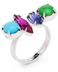 Joomi Lim - Candy Crush Crystal Open Ring - Lyst