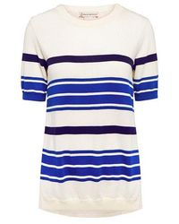 Paul & Joe - Le Touquet Striped Sweater - Lyst