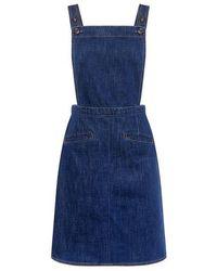 M.i.h Jeans - Cass Denim Dress - Lyst