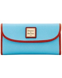 Dooney & Bourke - Collins Continental Clutch - Lyst
