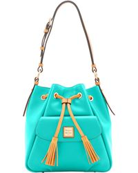 Dooney & Bourke - City Drawstring - Lyst