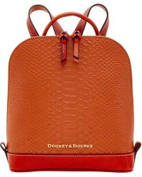 Dooney & Bourke - Caldwell Pod Backpack - Lyst